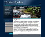Wooden Wonders Blues