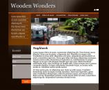 Wooden Wonders Dark